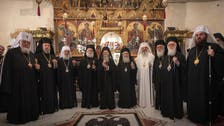 Historic Orthodox meet marred by Russian no show