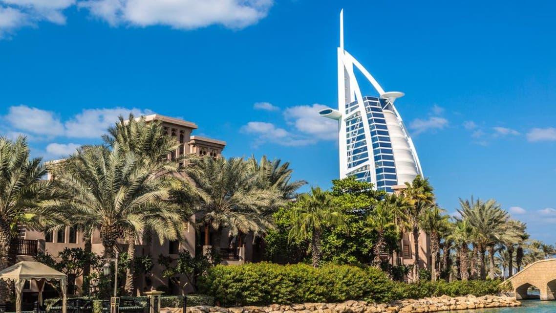 Dubai's iconic Burj al-Arab. (Shutterstock)