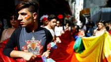 Turkish riot police disperse 'Trans Pride' Istanbul march