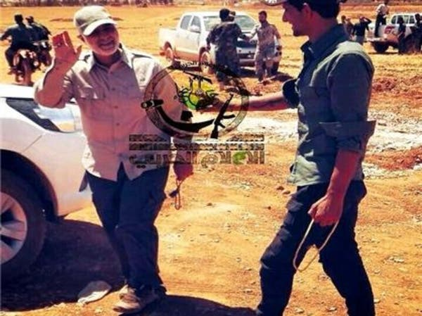 سليماني يحضر ثاني مقتلة لقواته بريف حلب