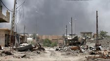 Iraqi forces battle ISIS in Fallujah after city's fall