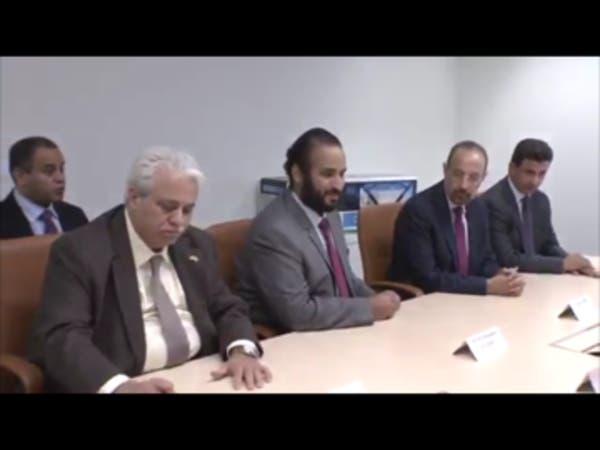 محمد بن سلمان يعزز تحويل السعودية لمملكة رقمية