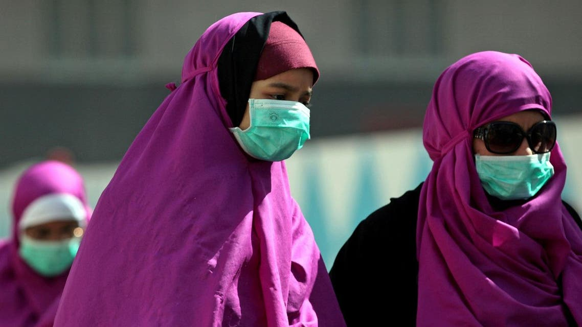 Since the virus was first discovered in Saudi Arabia in September 2012, a total of 1,413 people have been affected. (AP)