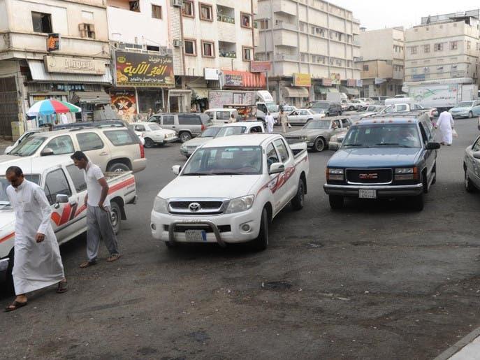الشارع الذي لا ينام بالطائف في رمضان