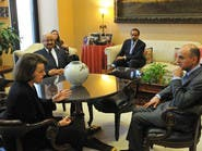 """الجبير والسفير السعودي يلتقيان أعضاء """"الشيوخ الأميركي"""""""