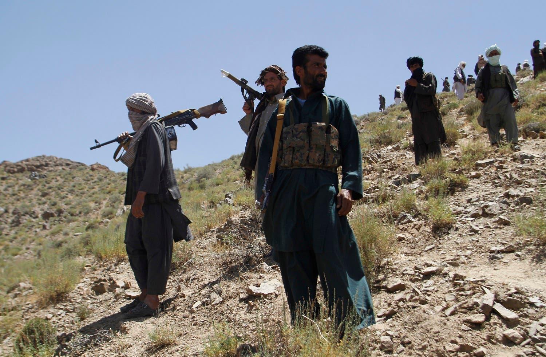 عناصر من طالبان في أفغانستان (أرشيفية)