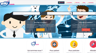 Tunisian startup aims to be 'Google of healthcare' in country