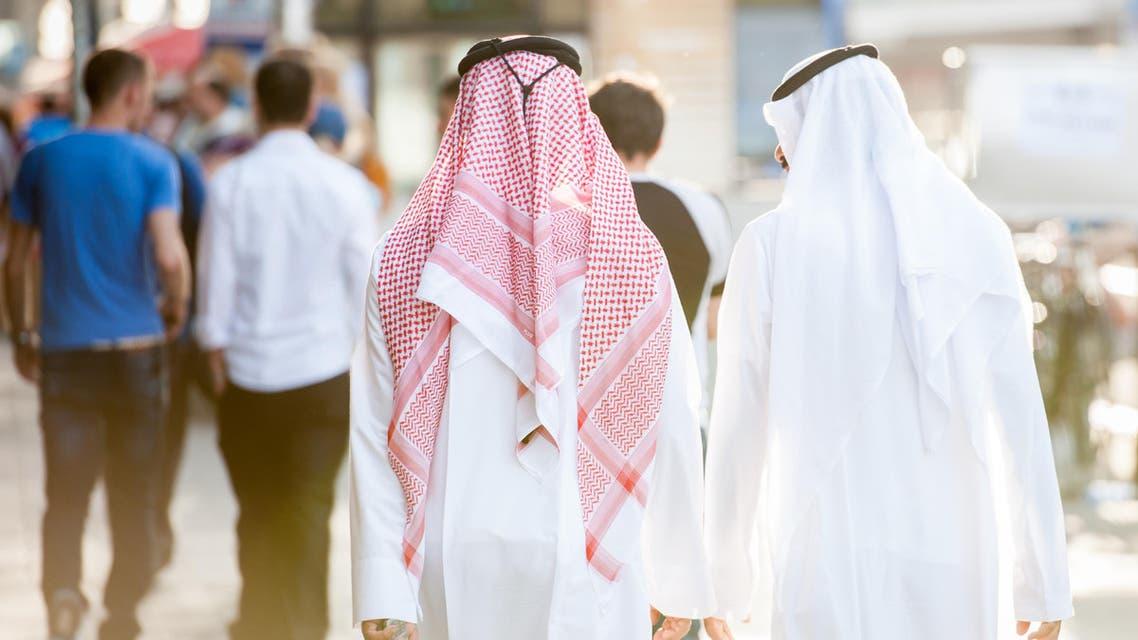 saudi men shutterstock arab men