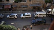 UN Syria envoy laments shelling as aid convoys reach towns