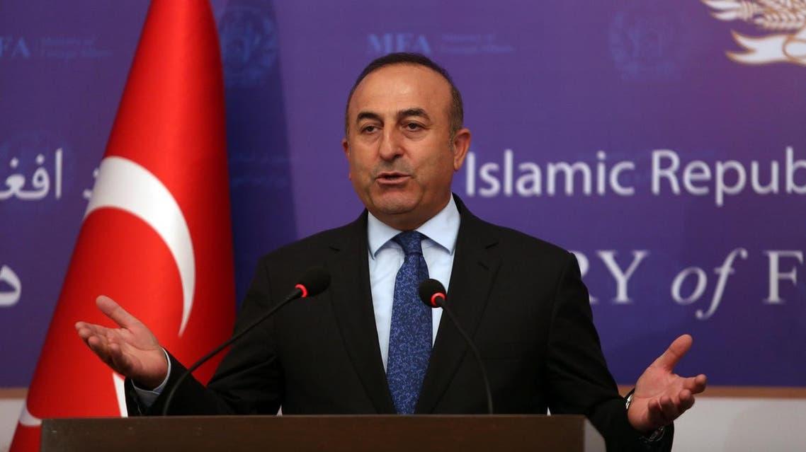 Turkish Foreign Minister Mevlut Cavusoglu (File Photo: AP)