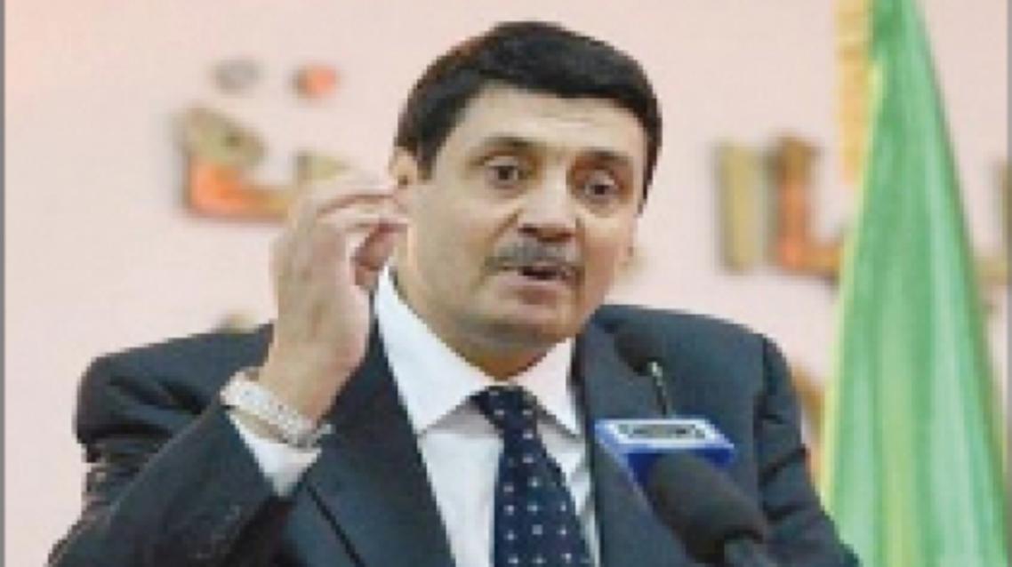 وزير المجاهدين الجزائري الطيب زيتوني
