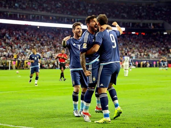 الأرجنتين تبلغ نهائي كوبا أميركا في ليلة ميسي التاريخية