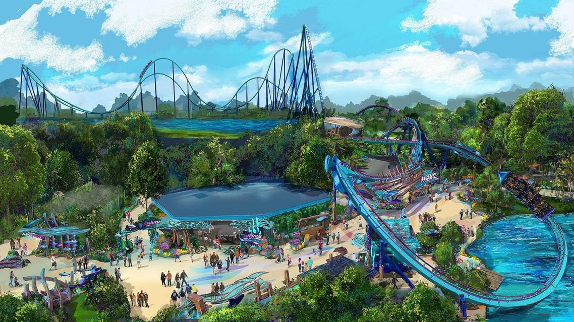 SeaWorld has over 12 destination and regional theme parks that are grouped in key markets across the United States. (AP)