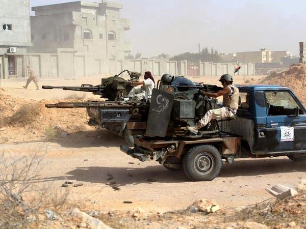 """ليبيا.. حرب شوارع في سرت بين قوات حكومة الوفاق و""""داعش"""""""