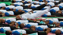 India leads the way on International Yoga Day