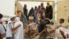 Iraq urged to aid civilians who fled Fallujah