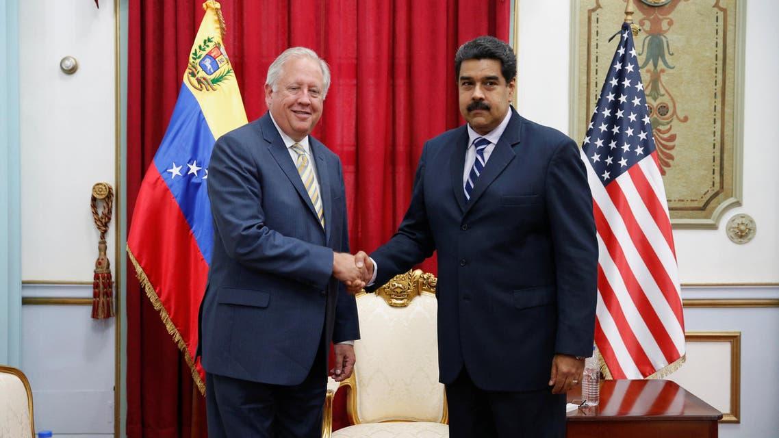 Venezuela president hoping for improved US ties (reuters)