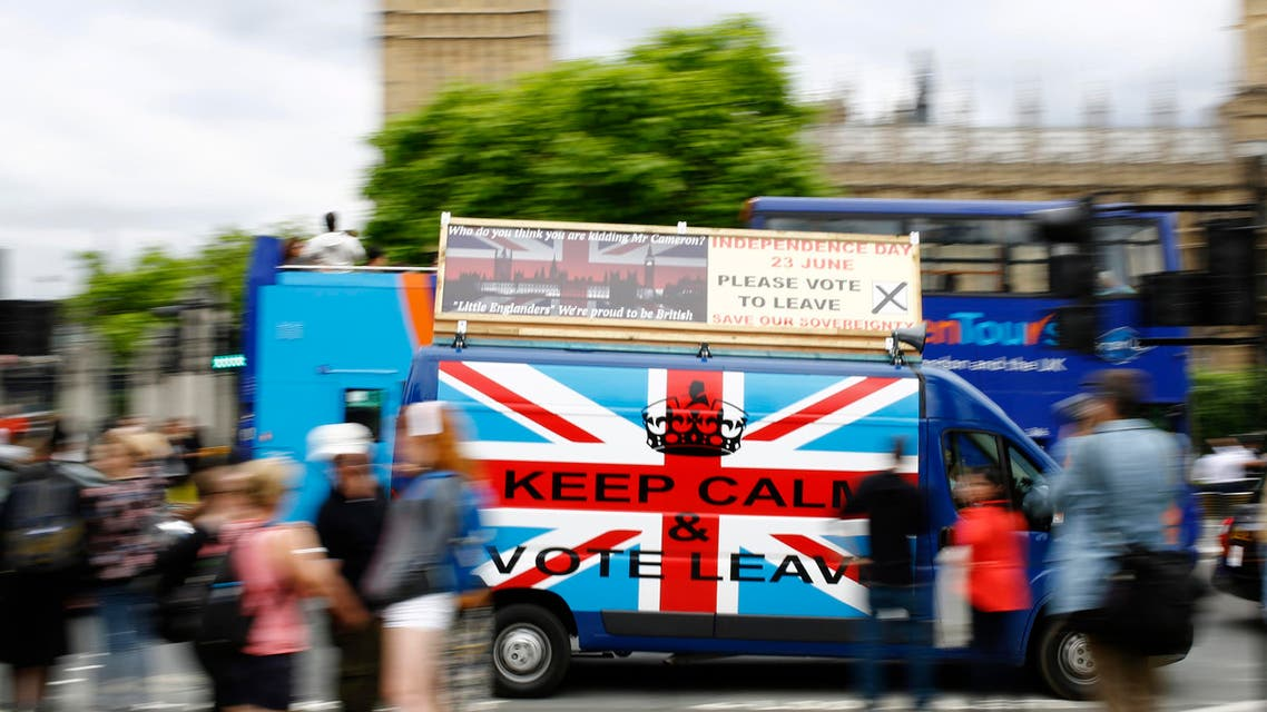 Britain's Brexit battle