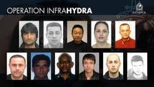 Interpol seeks 123 suspected human traffickers