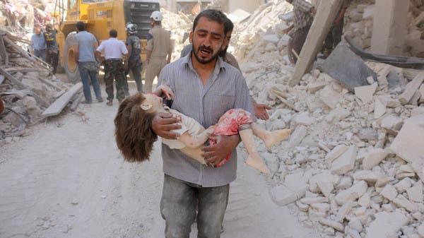 Resultado de imagen de children syria killed war