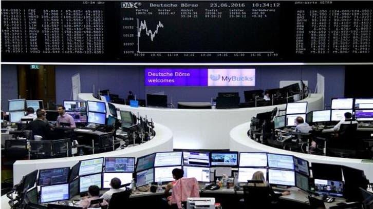 ما سبب التراجعات على الأسواق الأوروبية؟