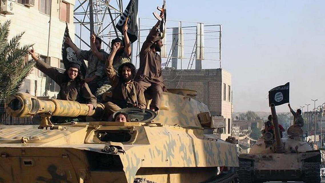 The ISIS forces dealt an embarrassing setback to the Syrian army near the militants' self-styled capital of Raqqa with a swift counteroffensive that rolled back incremental gains by troops loyal to President Bashar Assad. (AP)