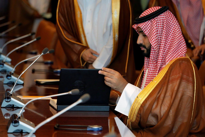 mohammed bin salman Reuters