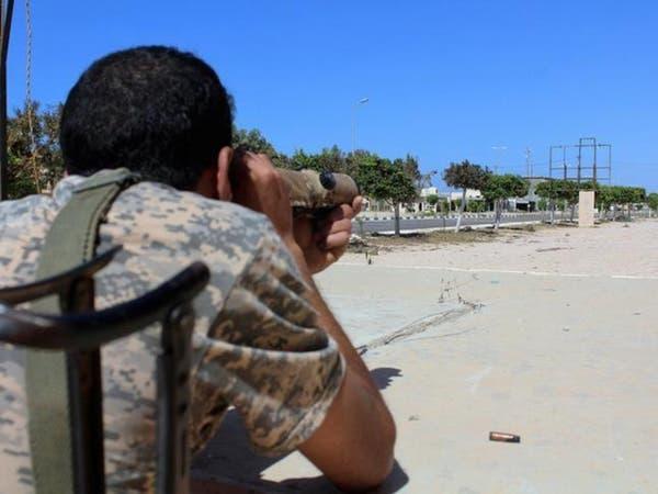 ليبيا.. سلسلة غارات تستهدف داعش في سرت