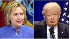 Trump's campaign spending at half the rate of Clinton's