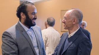 Saudi Deputy Crown Prince holds roundtable with US innovators