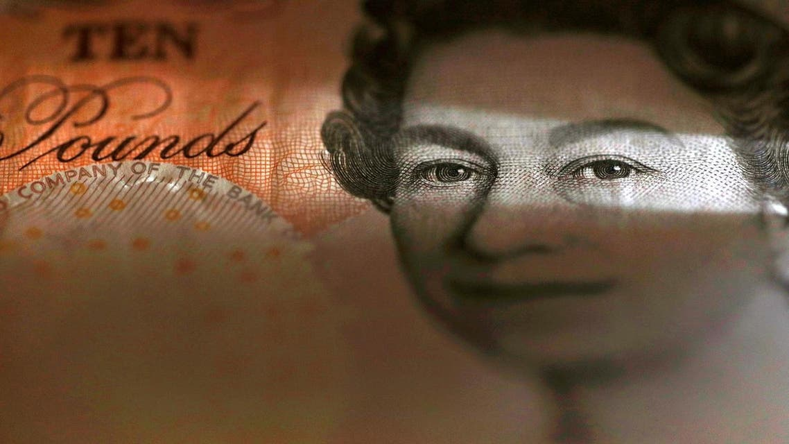 The pound suffered one of its biggest one-day falls in history, plummeting more than 10 percent in six hours, from about $1.50 to below $1.35. (Reuters)