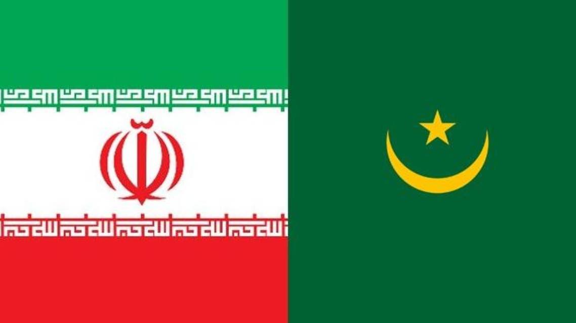 إيران موريتانيا