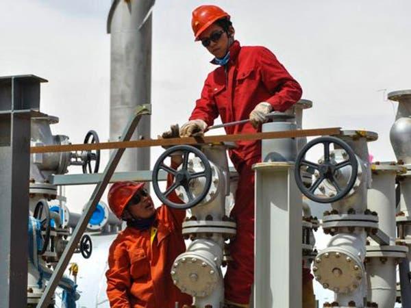 تراجع إنتاج النفط في الصين 7.5% في يناير