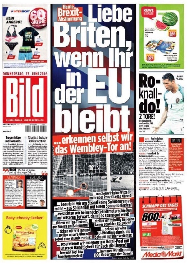 German newspaper Bild