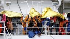 إنقاذ أكثر من 2000 مهاجر في البحر اليوم قبالة إيطاليا