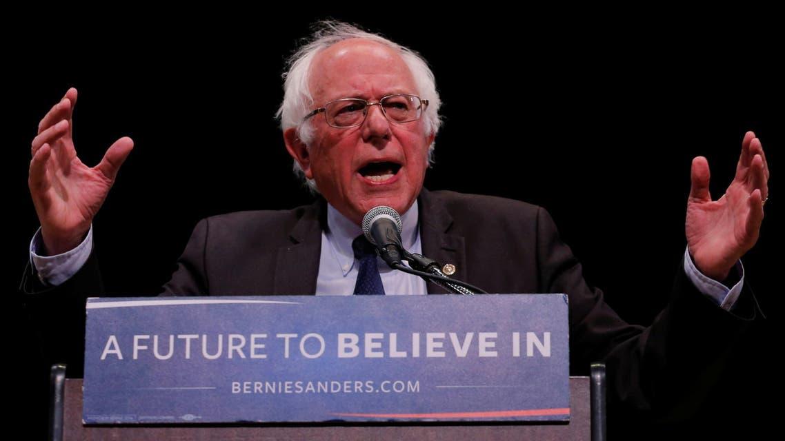 bernie sanders a future to believe in (Reuters)