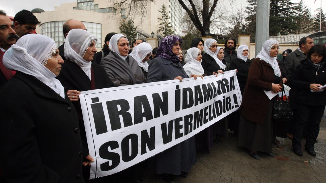 iran kurds