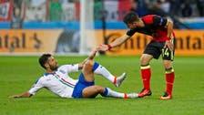 الإصابة تغيب كاندريفا عن موقعة إسبانيا