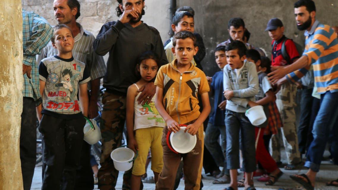 Ramadan in conflict zones