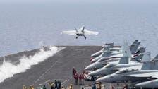 US Navy marks return of Cold War-era fleet