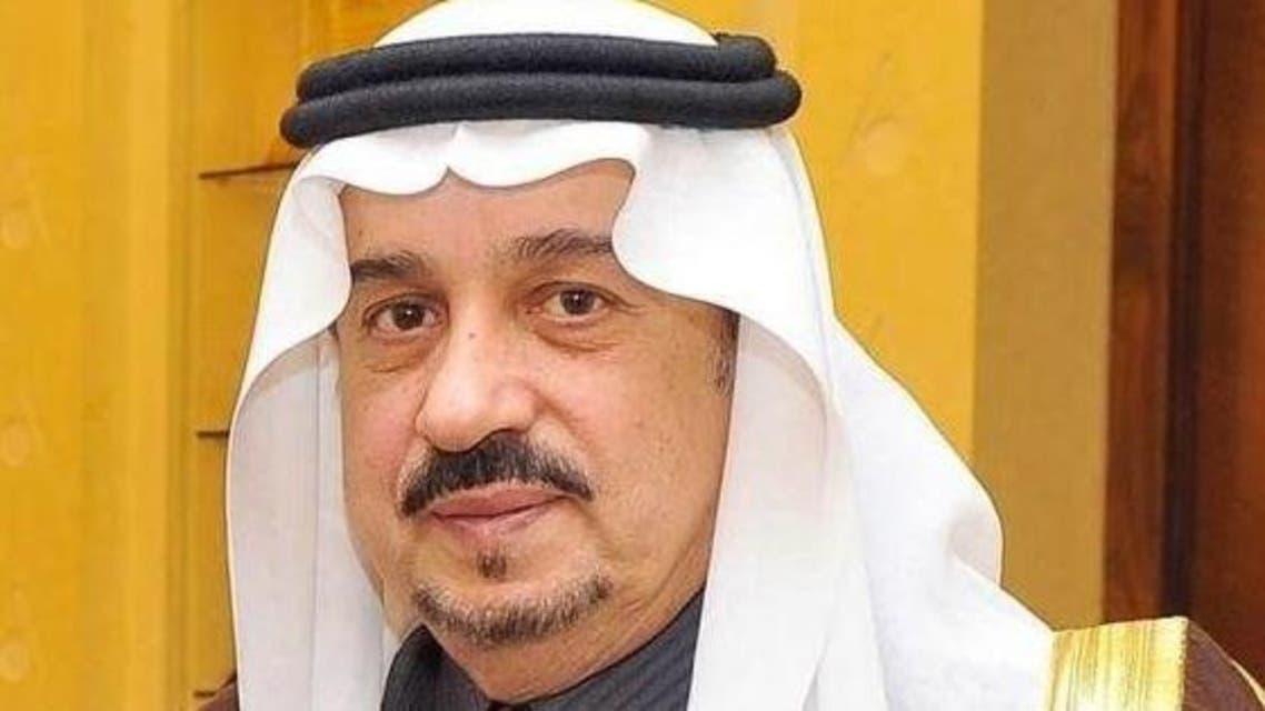 الأمير فيصل بن بندر أمير منطقة الرياض