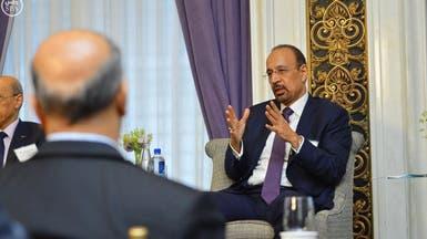 الفالح: السعودية سترفع المحتوى المحلي بالنفط لـ70%