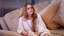 Lindsay Lohan fumes over Brexit as Elizabeth Hurley sleeps soundly