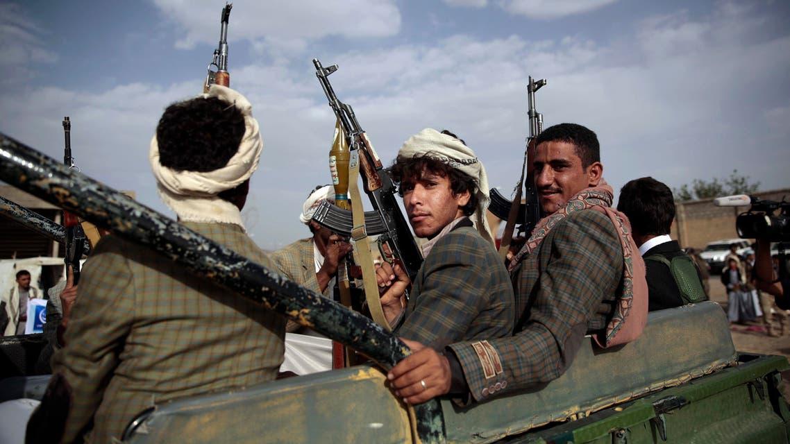 yemen tribesmen AP