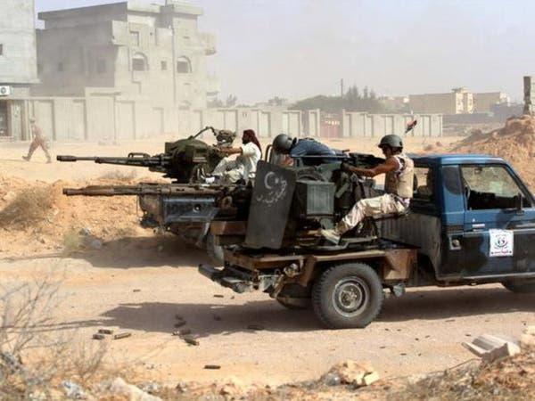 ليبيا.. قوات حكومة الوفاق تسيطر على حي مهم في سرت