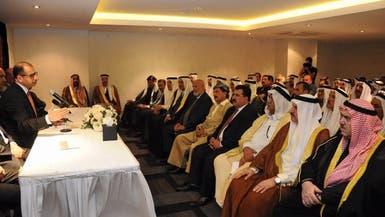 رئيس البرلمان يلتقي شيوخ عشائر محافظتي نينوى وكركوك