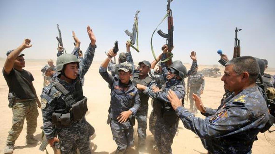 الحشد الشعبي العراق الحدث