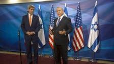 Kerry in Rome for tense Netanyahu meeting