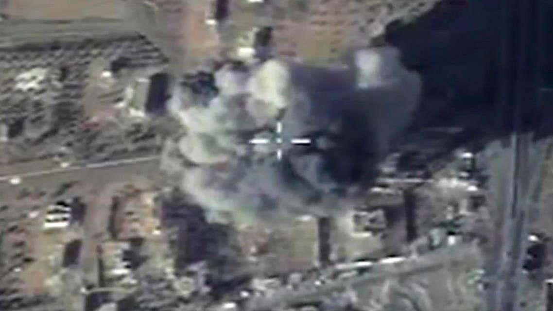 russia syria airstrike (Ap)