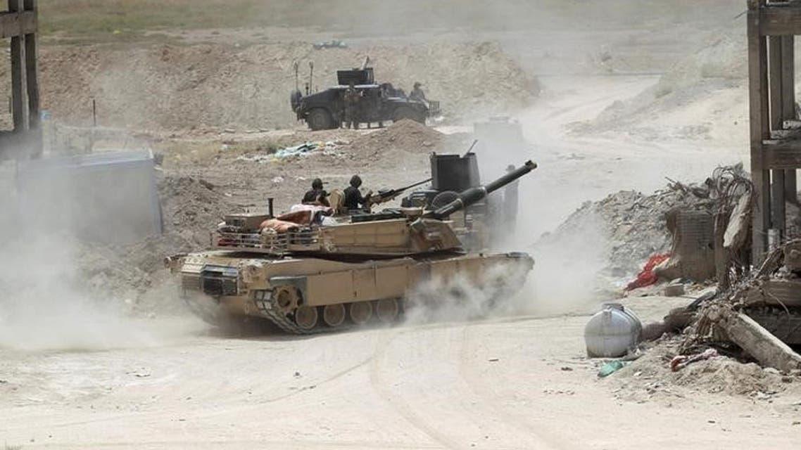 IRAQ COMMANDER SAYS FALLUJAH RETAKEN WITH LIMITED DAMAGE